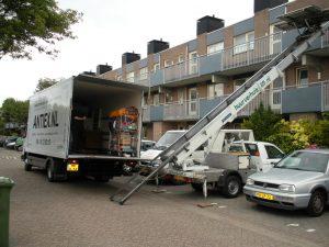 Verhuisbedrijf Amersfoort