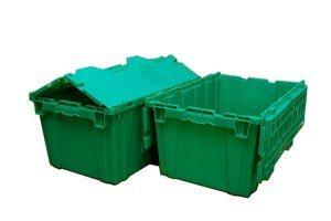 Duurzaam verhuizen kunstof verhuisdozen