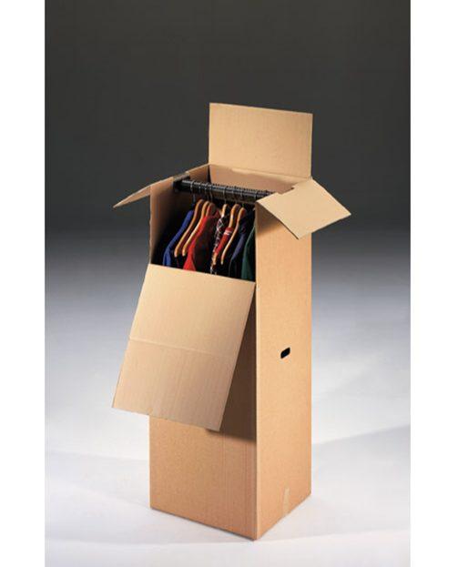 Verhuisdoos voor kleding