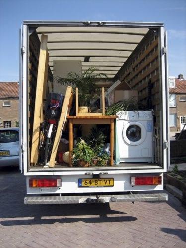 erkende verhuizers verhuizen